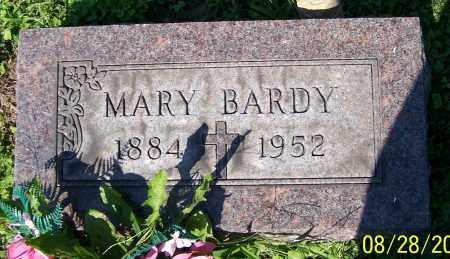 BARDY, MARY - Stark County, Ohio   MARY BARDY - Ohio Gravestone Photos
