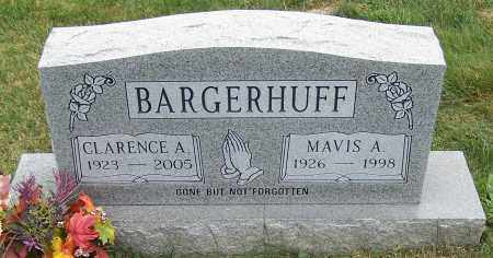 BARGERHUFF, MAVIS A. - Stark County, Ohio | MAVIS A. BARGERHUFF - Ohio Gravestone Photos