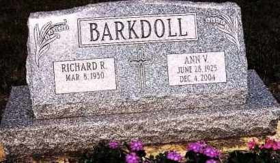 BARKDOLL, RICHARD K. - Stark County, Ohio | RICHARD K. BARKDOLL - Ohio Gravestone Photos