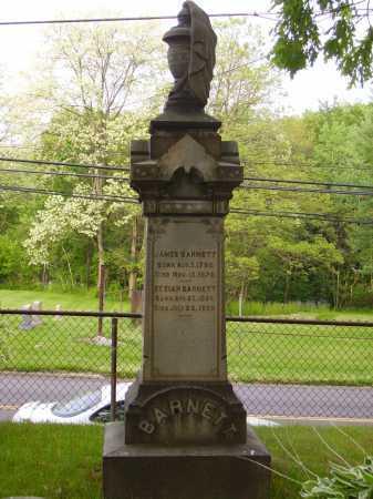 BARNETT, KEZIAH - MONUMENT - Stark County, Ohio | KEZIAH - MONUMENT BARNETT - Ohio Gravestone Photos
