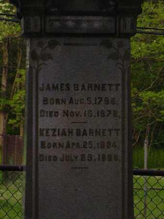 BARNETT, KEZIAH - CLOSEVIEW - Stark County, Ohio   KEZIAH - CLOSEVIEW BARNETT - Ohio Gravestone Photos