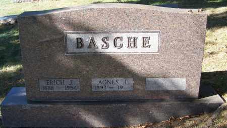 BASCHE, ERICH J. - Stark County, Ohio   ERICH J. BASCHE - Ohio Gravestone Photos