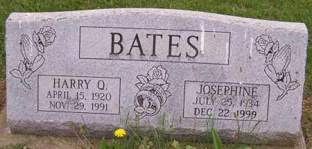 BATES, HARRY Q. - Stark County, Ohio | HARRY Q. BATES - Ohio Gravestone Photos