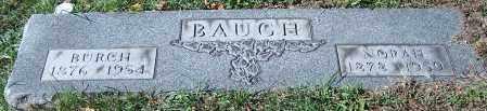 BAUGH, NORAH - Stark County, Ohio | NORAH BAUGH - Ohio Gravestone Photos
