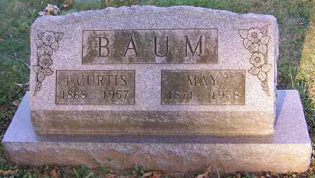 BAUM, MAY - Stark County, Ohio | MAY BAUM - Ohio Gravestone Photos