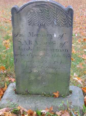 BAUSARMAN, SARAH - Stark County, Ohio | SARAH BAUSARMAN - Ohio Gravestone Photos