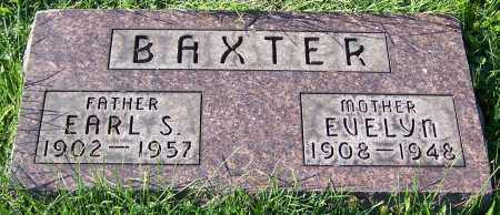 BAXTER, EVELYN - Stark County, Ohio   EVELYN BAXTER - Ohio Gravestone Photos