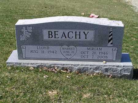 BEACHY, MIRIAM - Stark County, Ohio | MIRIAM BEACHY - Ohio Gravestone Photos