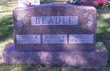 BEADLE, PATRICIA R. - Stark County, Ohio | PATRICIA R. BEADLE - Ohio Gravestone Photos