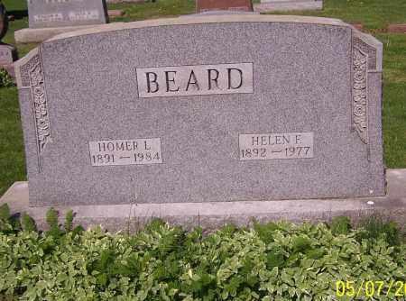 BEARD, HOMER L. - Stark County, Ohio   HOMER L. BEARD - Ohio Gravestone Photos