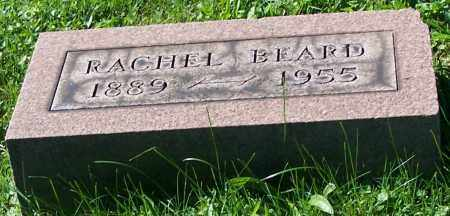 BEARD, RACHEL - Stark County, Ohio | RACHEL BEARD - Ohio Gravestone Photos