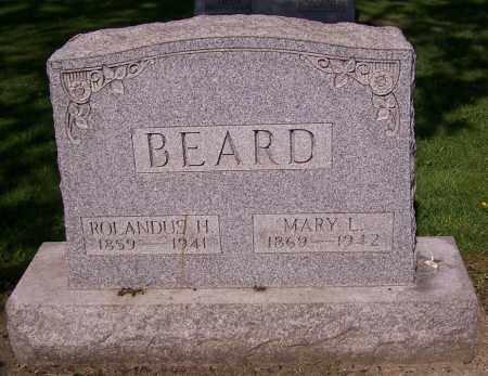 BEARD, ROLANDDUS H. - Stark County, Ohio | ROLANDDUS H. BEARD - Ohio Gravestone Photos