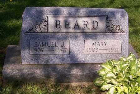 BEARD, MARY L. - Stark County, Ohio   MARY L. BEARD - Ohio Gravestone Photos