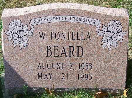 BEARD, W. FONTELLA - Stark County, Ohio | W. FONTELLA BEARD - Ohio Gravestone Photos