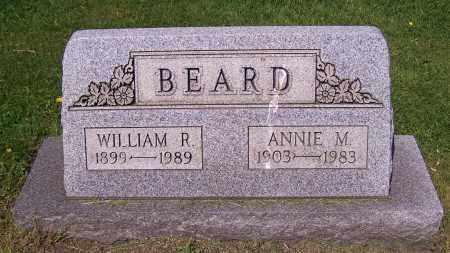 BEARD, WILLIAM R. - Stark County, Ohio   WILLIAM R. BEARD - Ohio Gravestone Photos