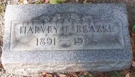 BEAZEL, HARVEY F. - Stark County, Ohio | HARVEY F. BEAZEL - Ohio Gravestone Photos