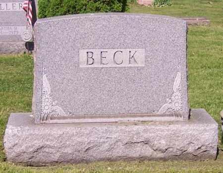 BECK, FAMILY - Stark County, Ohio   FAMILY BECK - Ohio Gravestone Photos