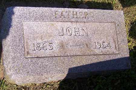 BECK, JOHN - Stark County, Ohio   JOHN BECK - Ohio Gravestone Photos