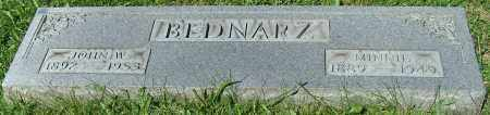 BEDNARZ, JOHN W. - Stark County, Ohio | JOHN W. BEDNARZ - Ohio Gravestone Photos