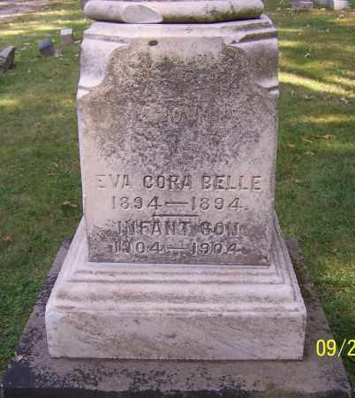 BELLE, INFANT (SON) - Stark County, Ohio | INFANT (SON) BELLE - Ohio Gravestone Photos