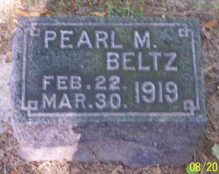 BELTZ, PEARL M. - Stark County, Ohio   PEARL M. BELTZ - Ohio Gravestone Photos