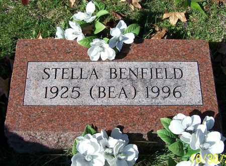 BENFIELD, STELLA (BEA) - Stark County, Ohio | STELLA (BEA) BENFIELD - Ohio Gravestone Photos