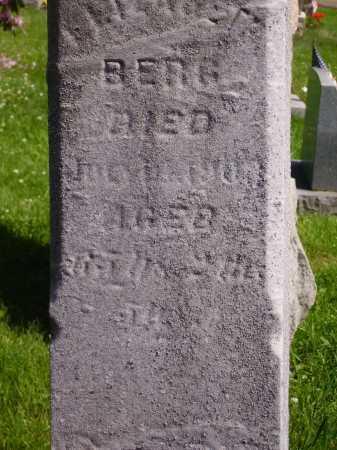 BERG, ELIZABETH - CLOSEVIEW - Stark County, Ohio | ELIZABETH - CLOSEVIEW BERG - Ohio Gravestone Photos
