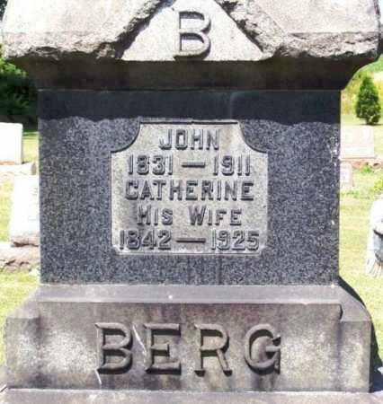 BERG, JOHN - Stark County, Ohio | JOHN BERG - Ohio Gravestone Photos