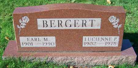 BERGERT, EARL M. - Stark County, Ohio | EARL M. BERGERT - Ohio Gravestone Photos