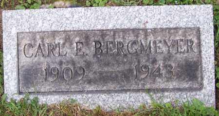 BERGMEYER, CARL E. - Stark County, Ohio | CARL E. BERGMEYER - Ohio Gravestone Photos