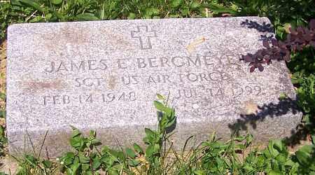 BERGMEYER, JAMES E. - Stark County, Ohio | JAMES E. BERGMEYER - Ohio Gravestone Photos