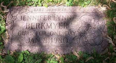 BERKMYER, JENNIFER LYNNE - Stark County, Ohio   JENNIFER LYNNE BERKMYER - Ohio Gravestone Photos