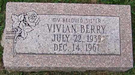 BERRY, VIVIAN - Stark County, Ohio | VIVIAN BERRY - Ohio Gravestone Photos