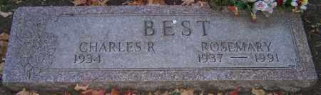 BEST, ROSEMARY - Stark County, Ohio | ROSEMARY BEST - Ohio Gravestone Photos