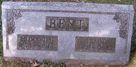 BEST, HOWARD G. - Stark County, Ohio | HOWARD G. BEST - Ohio Gravestone Photos