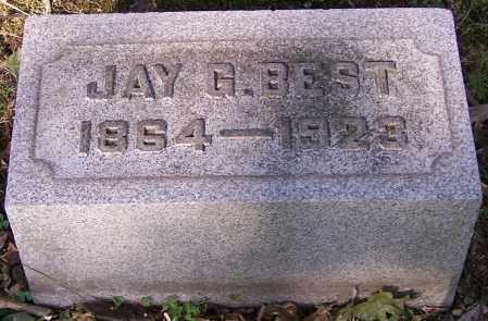 BEST, JAY G. - Stark County, Ohio   JAY G. BEST - Ohio Gravestone Photos