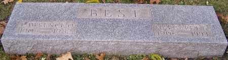 BEST, LAWRENCE O. - Stark County, Ohio | LAWRENCE O. BEST - Ohio Gravestone Photos