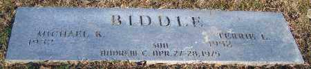 BIDDLE, ANDREW C. - Stark County, Ohio | ANDREW C. BIDDLE - Ohio Gravestone Photos