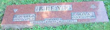 BIEYL, MYRTLE - Stark County, Ohio | MYRTLE BIEYL - Ohio Gravestone Photos