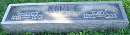 BILLE, FLORA - Stark County, Ohio | FLORA BILLE - Ohio Gravestone Photos