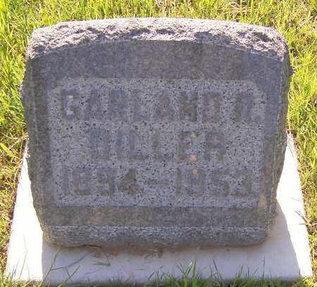 BILLER, GARLAND R. - Stark County, Ohio | GARLAND R. BILLER - Ohio Gravestone Photos