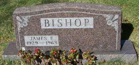 BISHOP, JAMES E. - Stark County, Ohio | JAMES E. BISHOP - Ohio Gravestone Photos