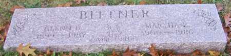 BITTNER, GLENN D. - Stark County, Ohio | GLENN D. BITTNER - Ohio Gravestone Photos