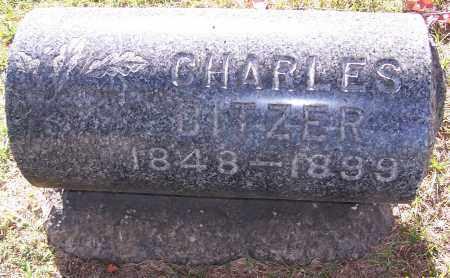 BITZER, CHARLES - Stark County, Ohio   CHARLES BITZER - Ohio Gravestone Photos