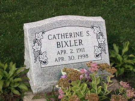 EBIE BIXLER, CATHERINE SARAH - Stark County, Ohio | CATHERINE SARAH EBIE BIXLER - Ohio Gravestone Photos