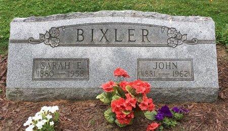 BIXLER, JOHN - Stark County, Ohio | JOHN BIXLER - Ohio Gravestone Photos
