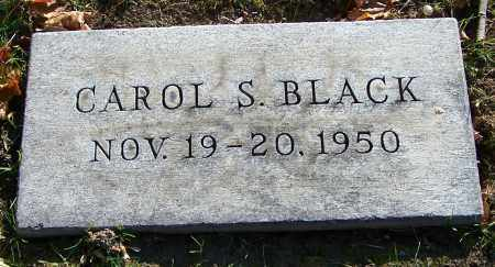 BLACK, CAROL S. - Stark County, Ohio   CAROL S. BLACK - Ohio Gravestone Photos