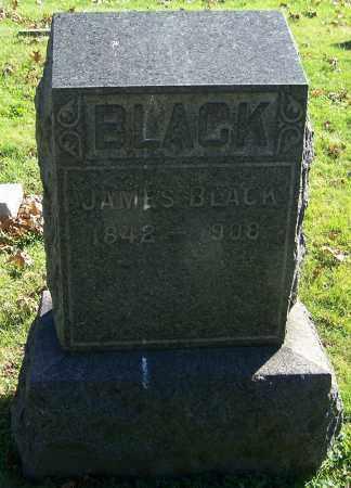 BLACK, JAMES - Stark County, Ohio | JAMES BLACK - Ohio Gravestone Photos