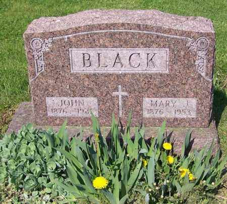 BLACK, MARY L. - Stark County, Ohio | MARY L. BLACK - Ohio Gravestone Photos