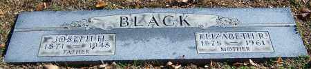 BLACK, JOSEPH H. - Stark County, Ohio | JOSEPH H. BLACK - Ohio Gravestone Photos